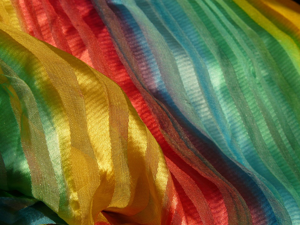 Cloth Fabric Colorful Free Photo On Pixabay