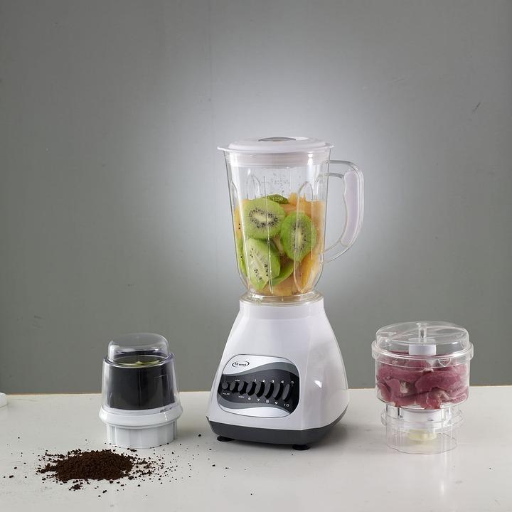 Blender, Mixer, Juicer, Food Processor, Kitchen, Food