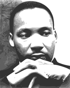 Martin Luther King, Civil Rights, Racial