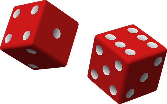 An image of dice in regards to this article about odds.