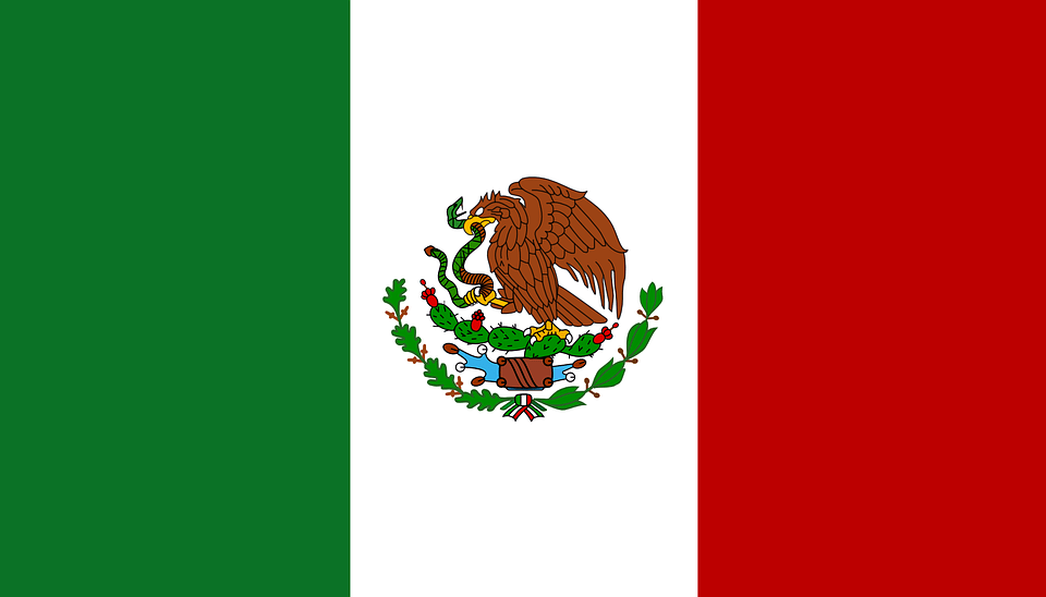 free vector graphic mexico flag mexican national free image on