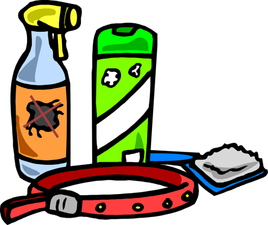Flea, Spray, Collar, Brush, Pet, Animal, Dog, Bug, flea shampoo
