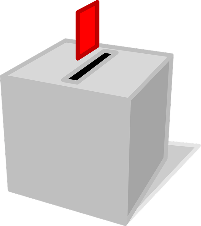 Ballot, Box, Vote, Voting, Election, Raffle, Politics