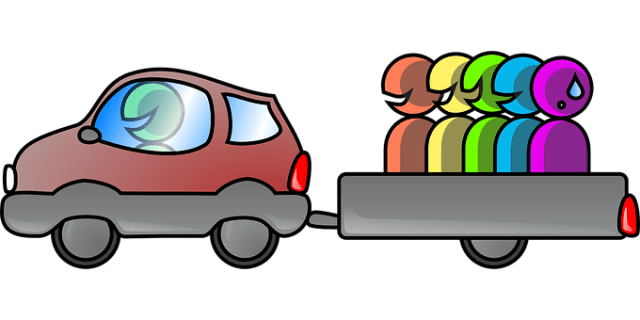 Covoiturage, De Conduire, Voiture