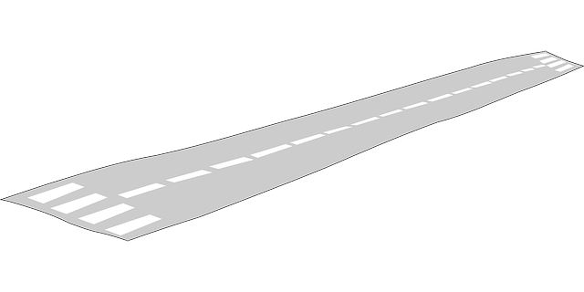 Runway Airport Free Vector Graphic On Pixabay