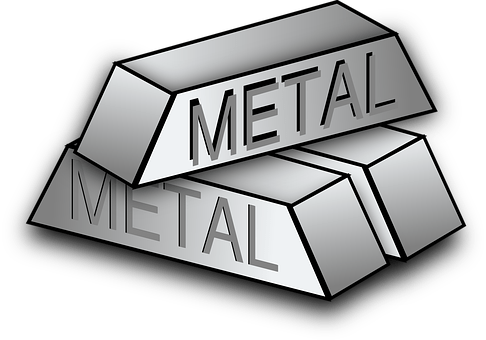 Metal, Blocks, Steel, Commodity, Iron