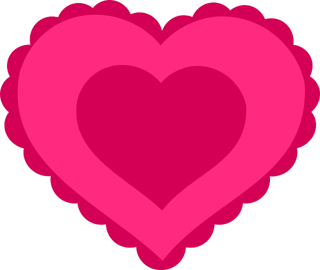 Download Heart Love Pink · Free vector graphic on Pixabay