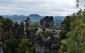 sächsische Schweiz, Gebirge, wanderurlaub, Malerweg, Basteibrücke, Elbsandsteingebirge