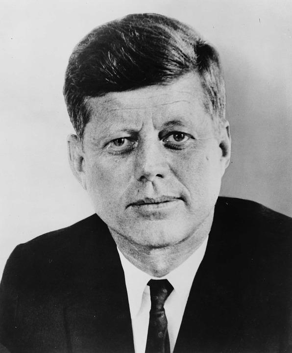 John F Kennedy, President, Usa, United States