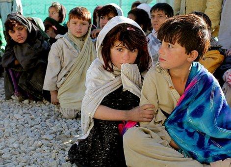 Children, Afghanistan, Afghani, Girl