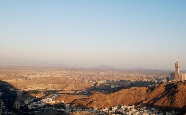 Explore Saudi Arabia with Flexiroam Plans. Source: Pixabay