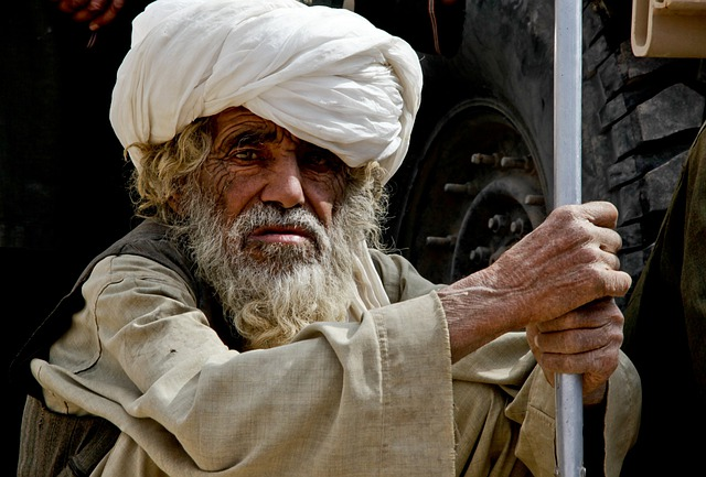 Free Photo Afghanistan Man Old Weathered Free Image