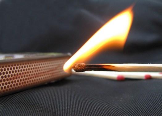 Match, Fiamma, Fiammifero, Fuoco, Combustione, Caldo