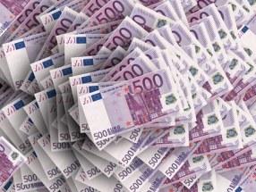 Euro, Stapel, Geld, Währung, Eurozeichen
