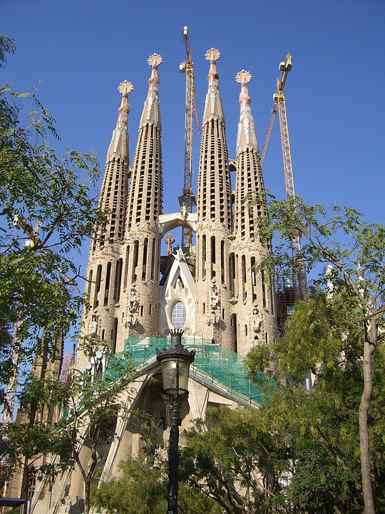 Spain Catalonia Barcelona Free Photo On Pixabay