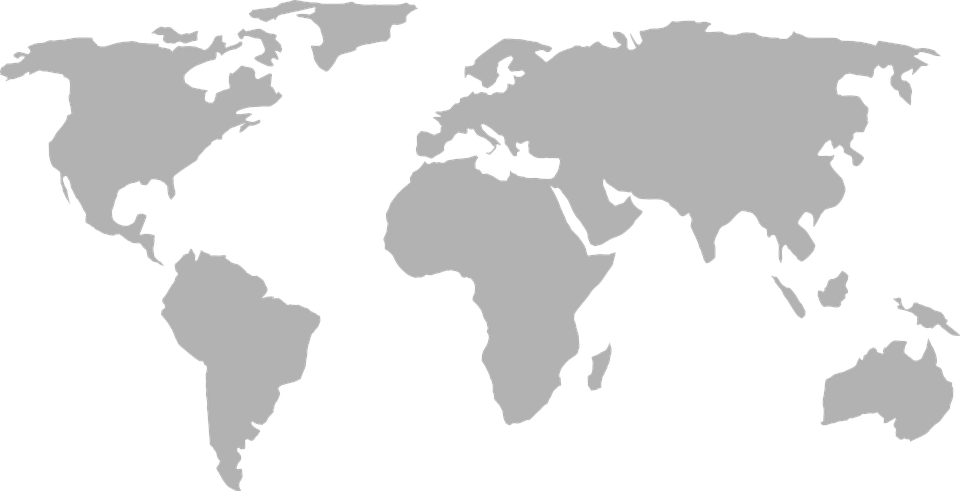World Map Earth Global · Free Vector Graphic On Pixabay