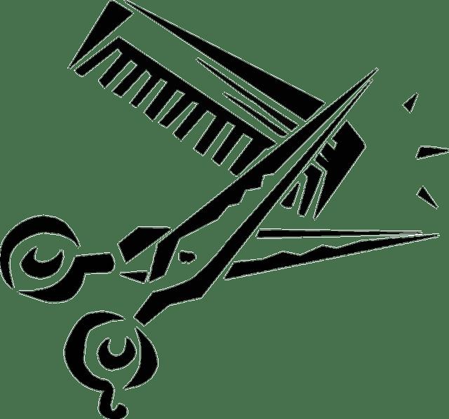 Vector Salon Nail Symbol