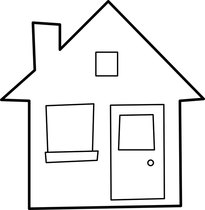 Home House Building Free Vector Graphic On Pixabay