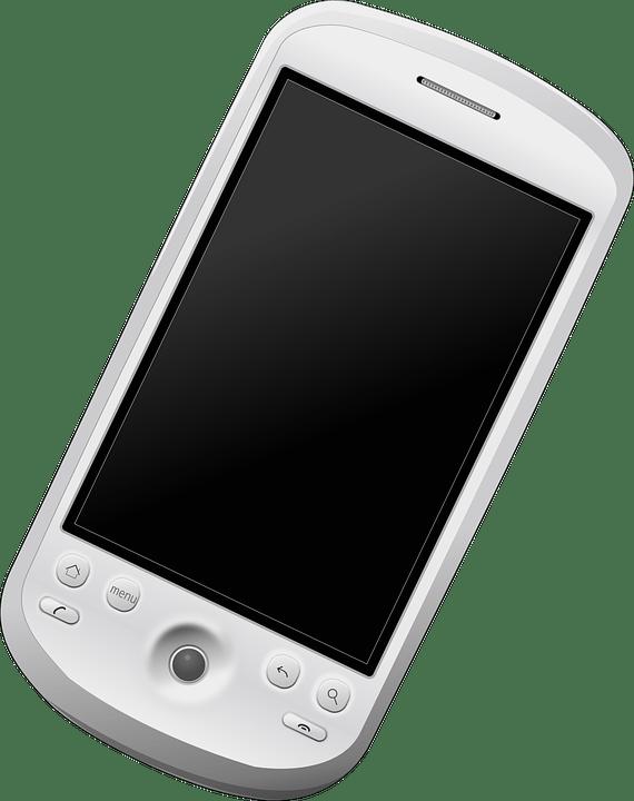 Cellular phone png image Download