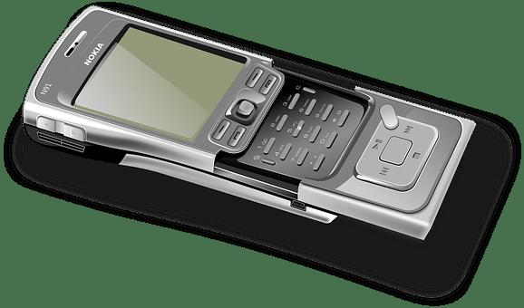 Schieberegler, Handy, Nokia