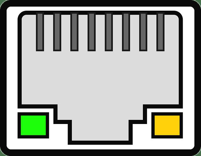 Symbol Network Jack
