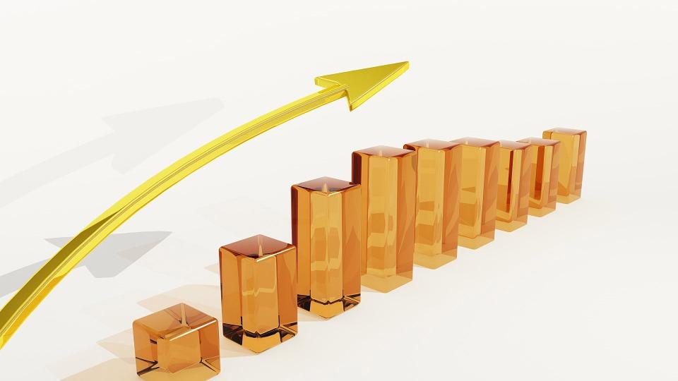 ビジネス, リスク, 運, グラフ, 矢印, 富, ファイナンス, 成功, グラフィック, 背景