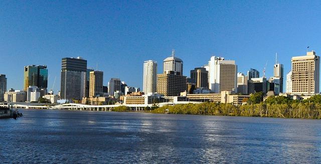 Brisbane City River 183 Free Photo On Pixabay