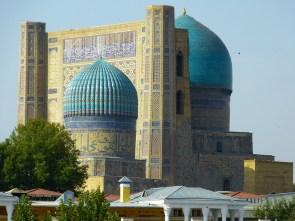Bibi Xanom, Moschea, Samarcanda, Uzbekistan