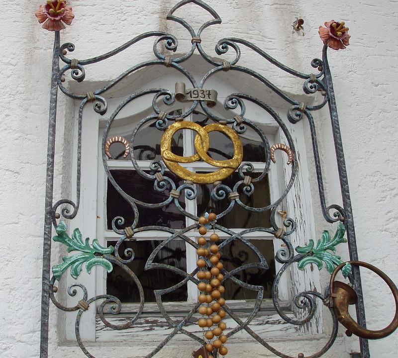 Grade Janela Fachada Foto Gratuita No Pixabay