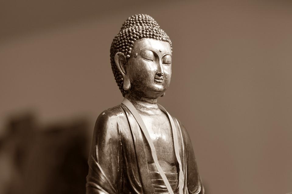 仏, 瞑想, 仏教, 精神的です, 像