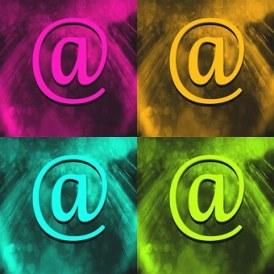 """Email """"at"""" symbol"""