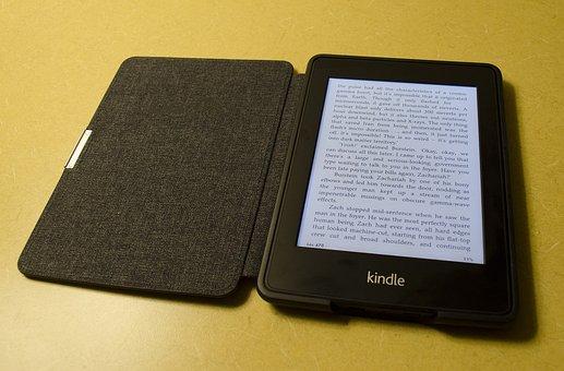 Kindle, Amazon, Ebook, Leser, E Book