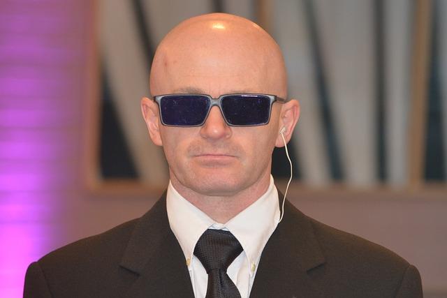 Bodyguard Sunglasses Costume · Free photo on Pixabay