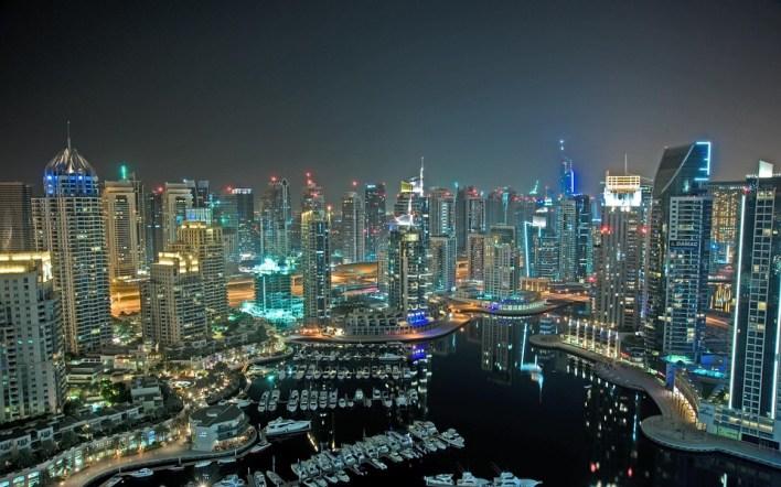 Dubai, Arranha Céus, Emirados Árabes Unidos
