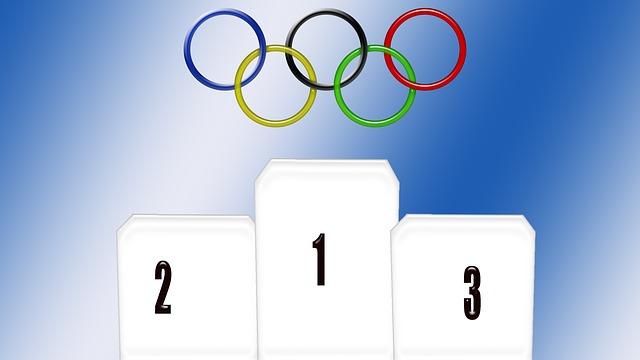 Olympiad Winning Stairs Olympia Free Image On Pixabay