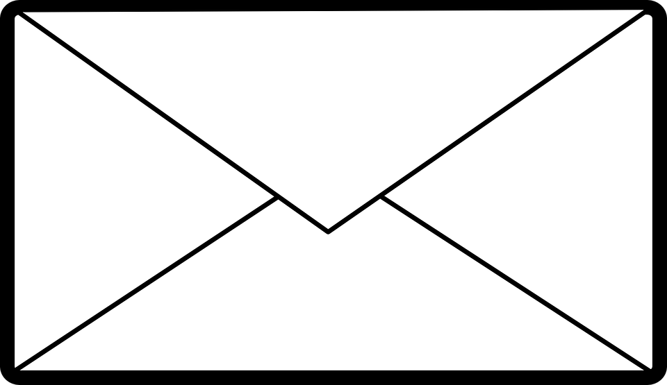 Free Vector Graphic Mail Envelop Post Letter Email