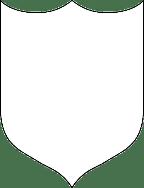 Free Vector Graphic Seal White Shield Badge Roman