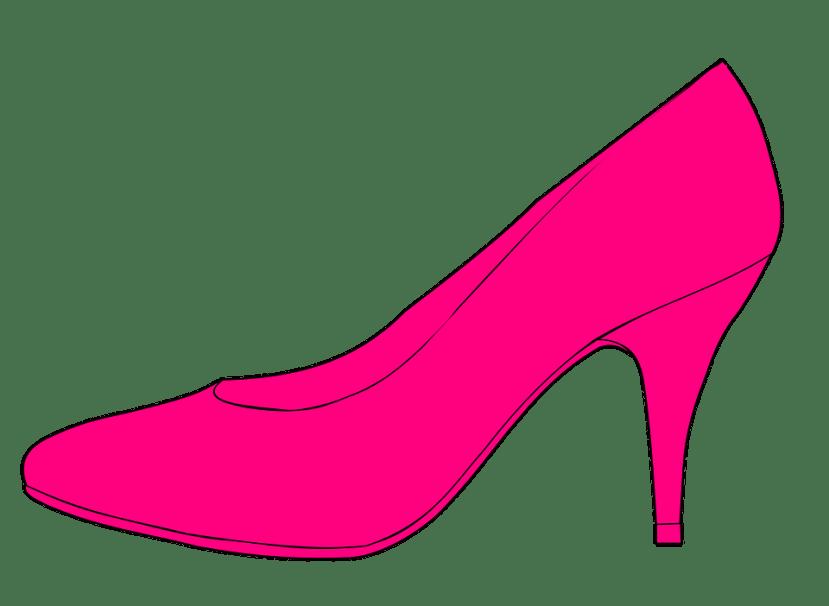 Tocuri Inalte, Pompe, Roz, Pantofi, Heel, Feminin, Modă