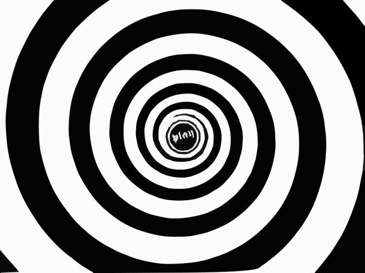 Spiral, Hypnosis, Circle, Concentric, Abstract