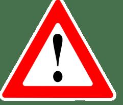 Attention, Warning, Sign, Danger, Symbol