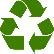 Recycling, Symbol, Logo, Green, Eco, Ecology