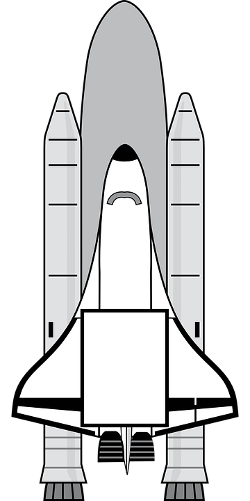 Free Vector Graphic Space Shuttle Space Travel Free
