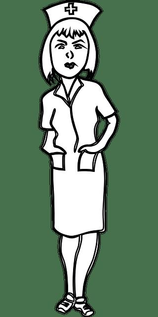 Perawat Perawatan Rumah Sakit Gambar Vektor Gratis Di Pixabay
