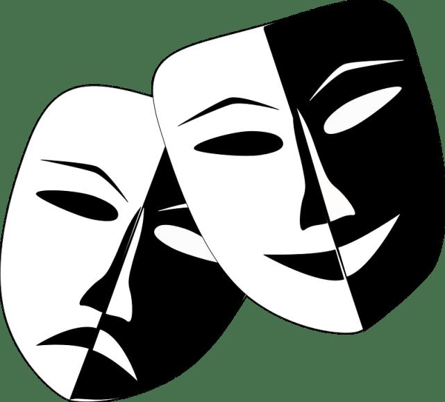 Dramat Komedia I Tragedia Teatr - Darmowa grafika wektorowa na Pixabay
