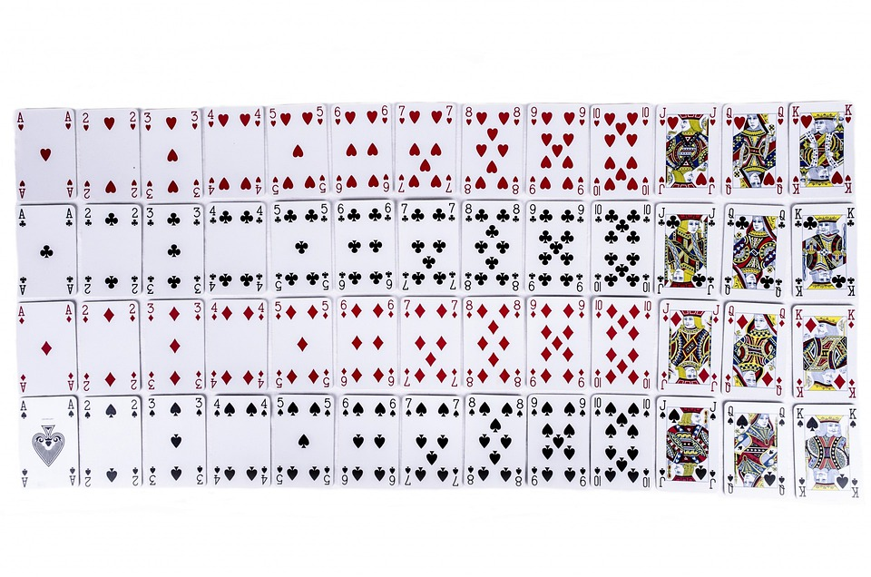 Free Photo Cards Play Deck Poker Game Free Image On