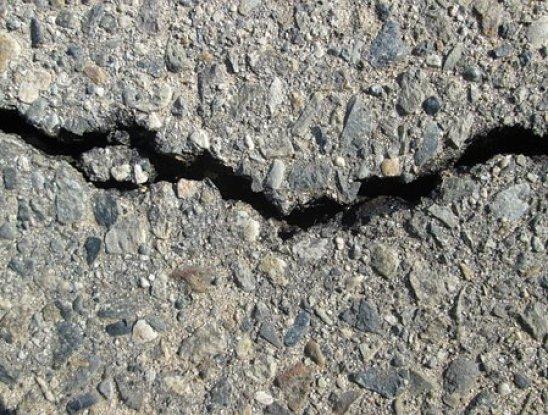 Asphalt, Crack, Background, Line, Road