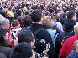 Human, Audience, Mass, People