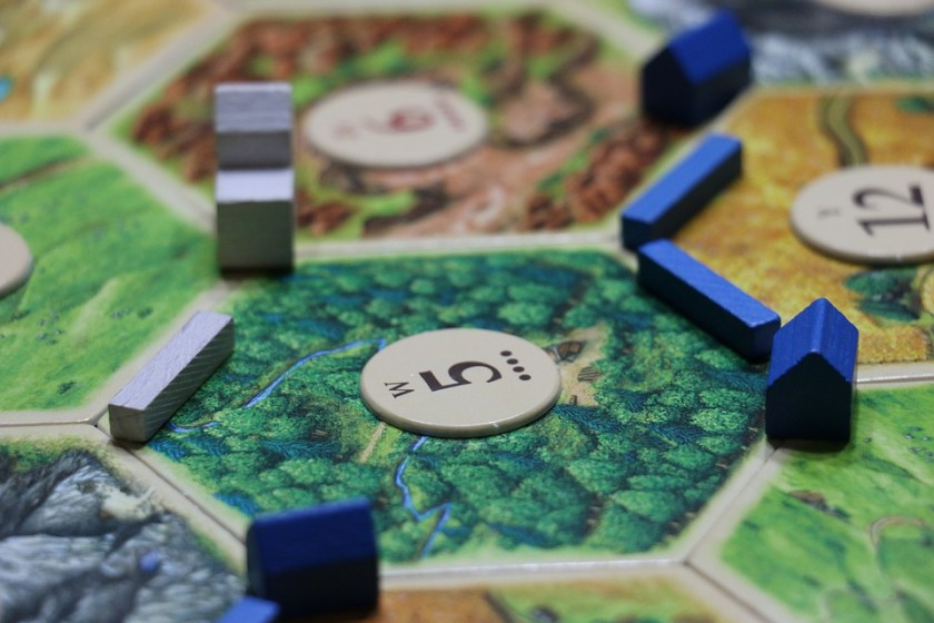 Game, Board, Catan, Leisure, Entertainment, Strategy