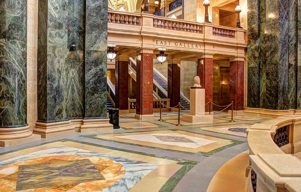 Walkway Luxury Hdr Free Photo On Pixabay