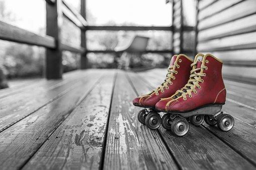 Roller Skates, Rollerblades, Roll Skates